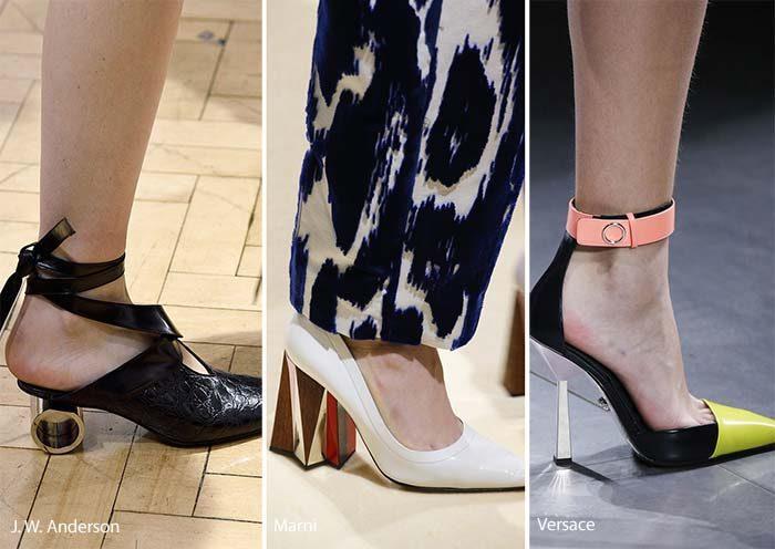 jaro léto obuv trendy podzim zima