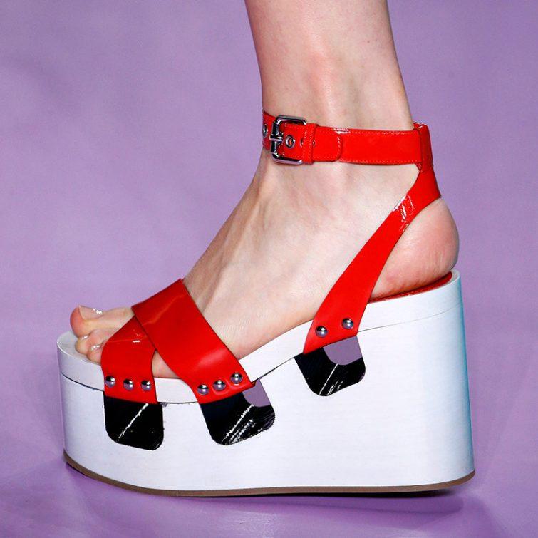 trendy dámská obuv 2017