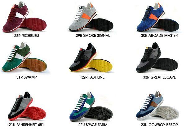 botas kolekce 2017 botasky