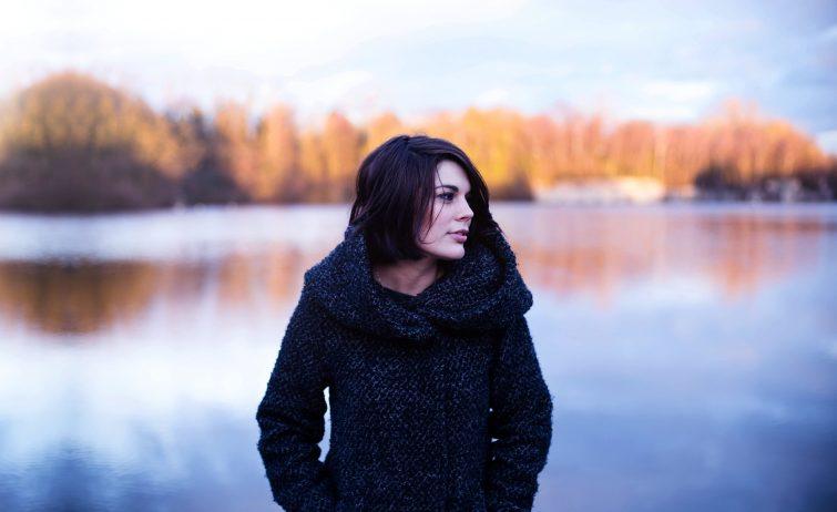 ledová krása kabáty zimní dámské