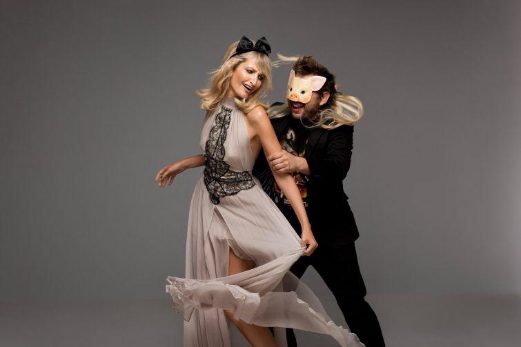 Šaty na ples od Kláry Nademlýnské