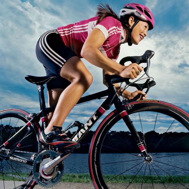 Cyklistická výbava na kolo