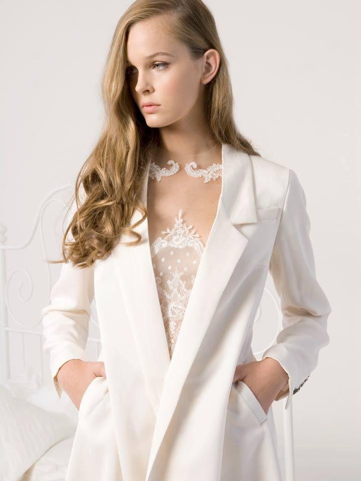 Luxusní jarní kabát