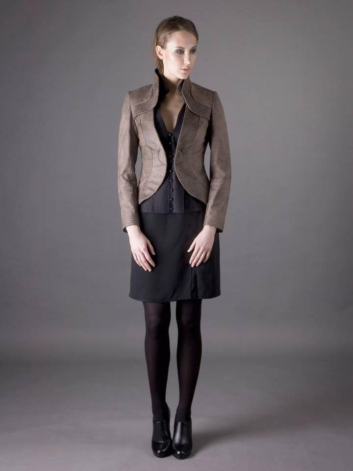 Luxusní dámské sako