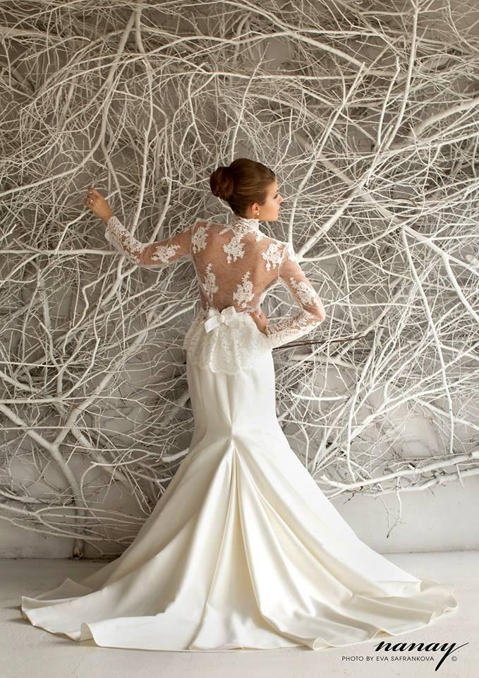 nanay svatební šaty