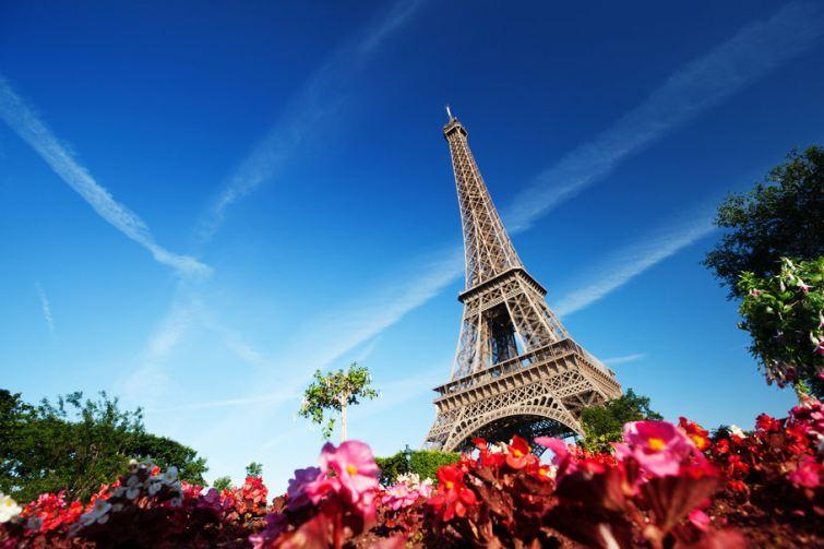 Paříž hlavní město Francie