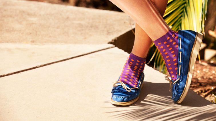 Kotníčkové ponožky