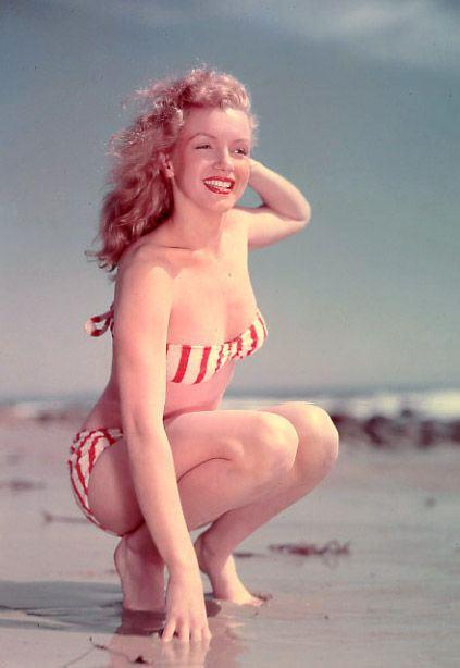 Marilyn Monroe bikiny