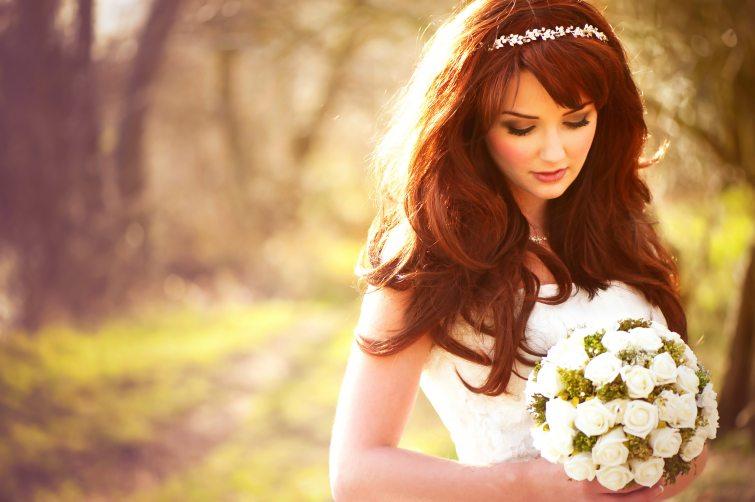 svatební šperky pro nevěstu