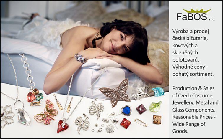 Firma FaBOS - šperky a bižuterie