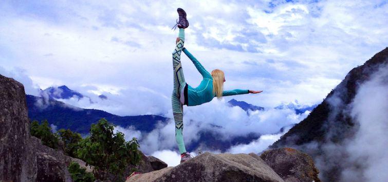 funkční jógové oblečení pro ženy