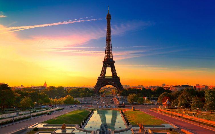 Světová metrolope Paříž