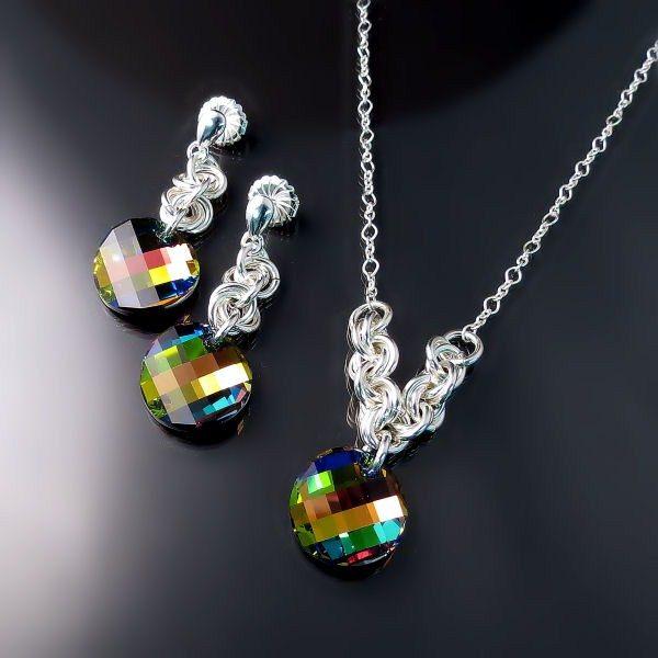 Úžasná barevná kolekce šperků od Swarovski