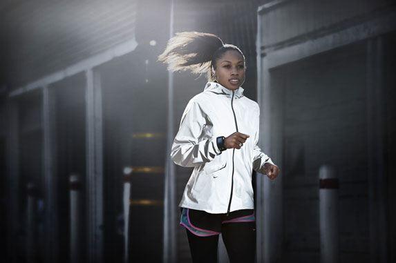 Funkční běžecká bunda Nike