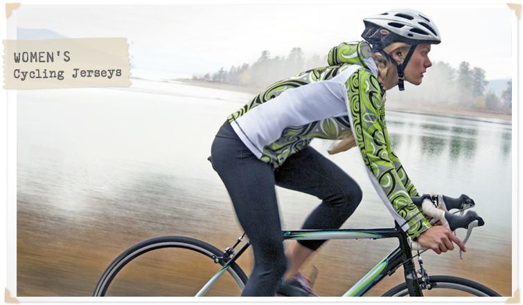 Cyklistická dámská bunda