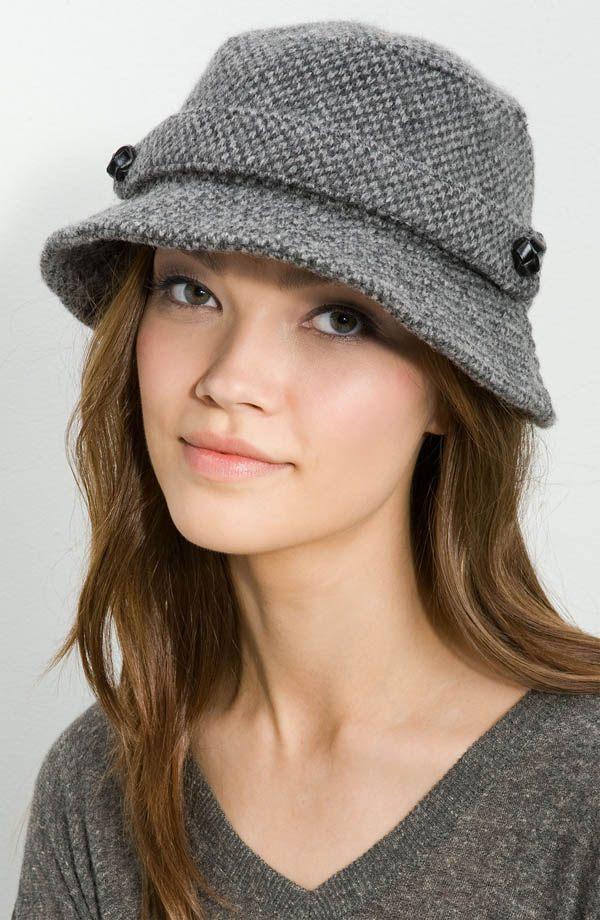 Zimní klobouček