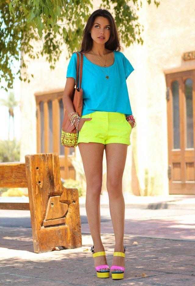 Pestré letní barvičky a doplňky