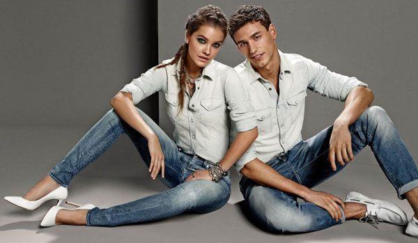 Módní elegance v podání značky GAS Jeans