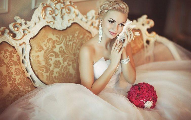 luxusní svatební šperky