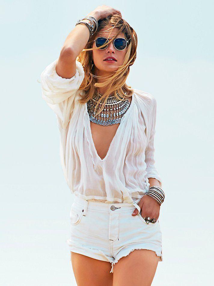 Letní móda v Evropě