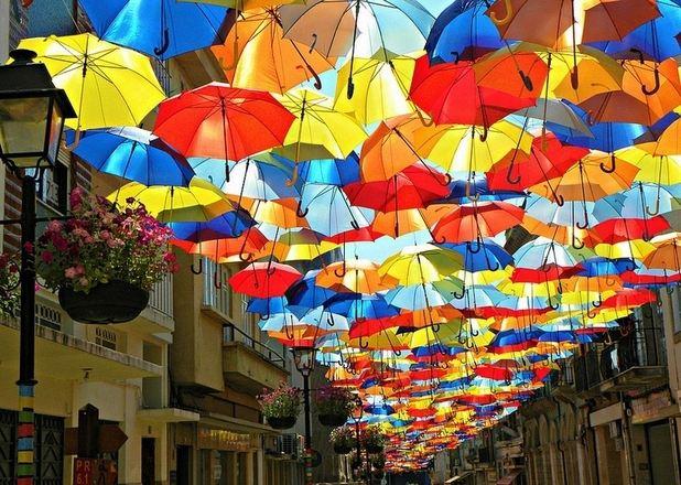 deštníky pánské