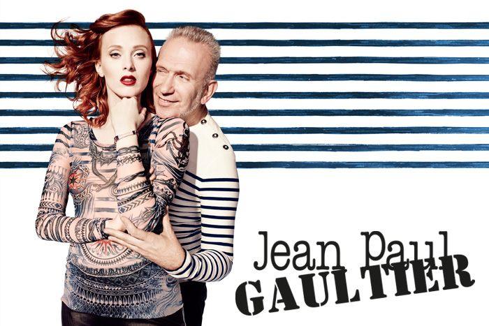 Gaultier spodní prádlo Lindex