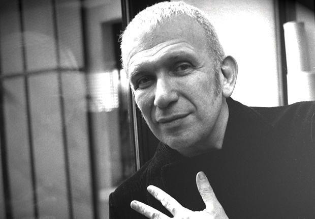 Návrhář Jean Paul Gaultier