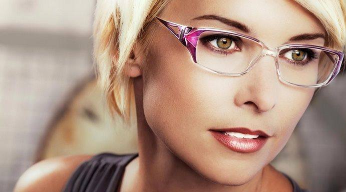 Dioptrické brýle s moderním designem