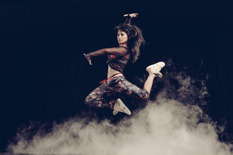 Taneční instruktorka Vanessa Vassallo