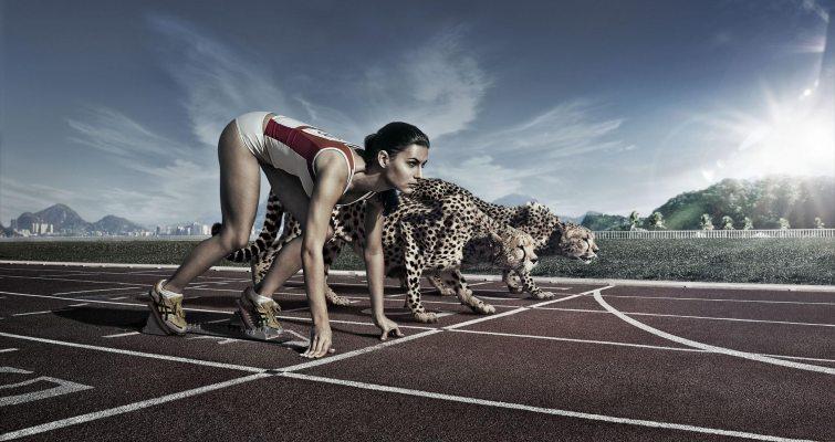 Tretry na závodní běhání