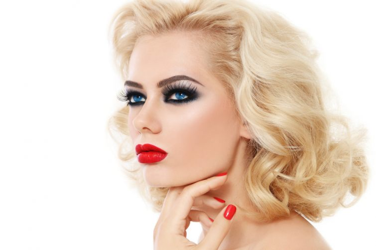 Výrazný permanentní make-up