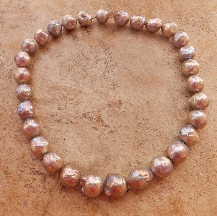 Kasumiga perly růžové