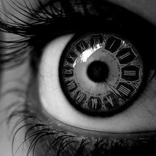 kontaktní čočky hodiny