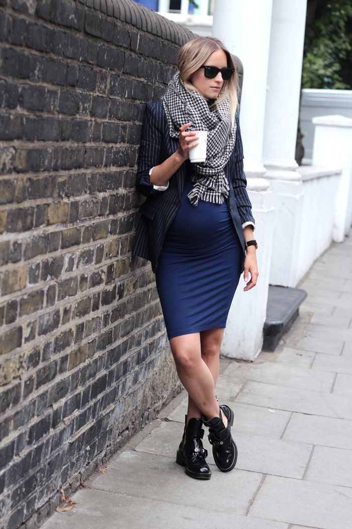 těhulky móda styl