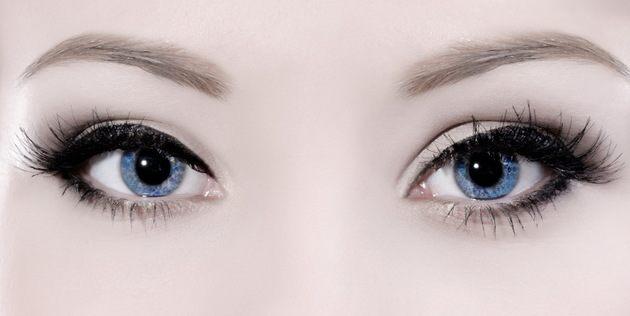 Make-up oční linky