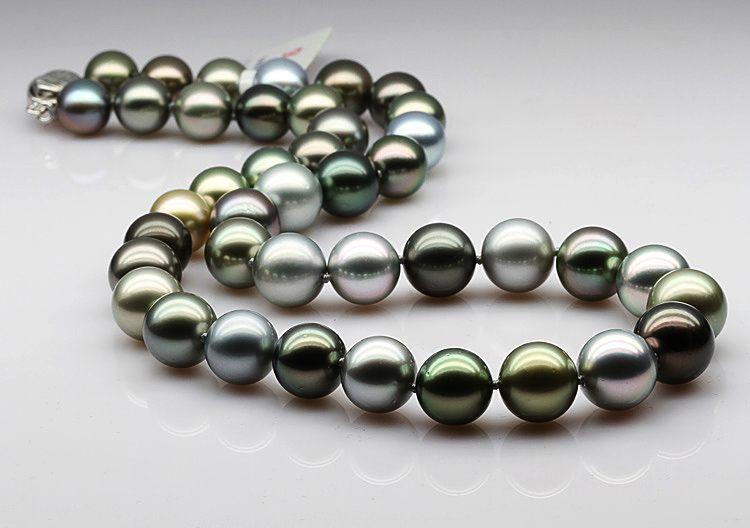 Tahitské perly