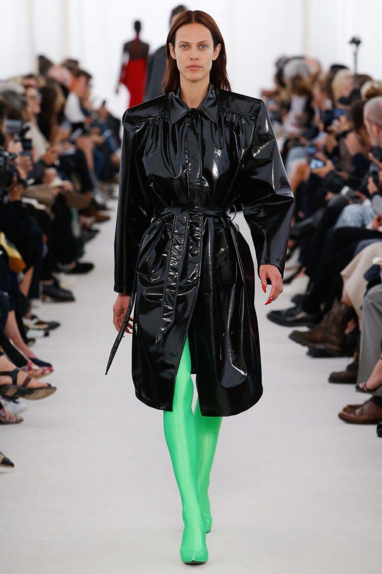zelené kalhoty dámské 2017