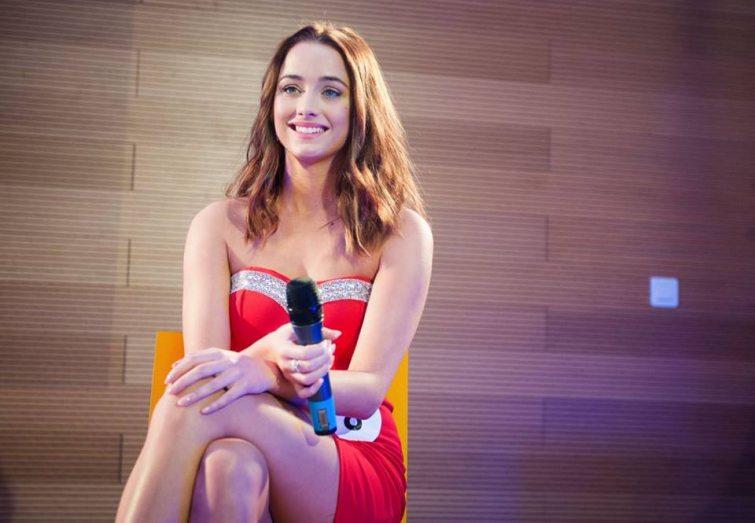 Lucie Dušková Česká Miss