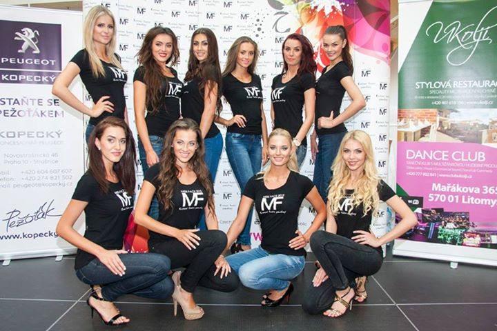 Miss Face finalistky