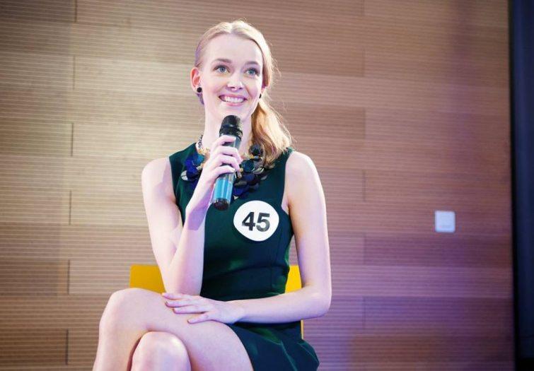 Šárka Zdvořilá Česká Miss