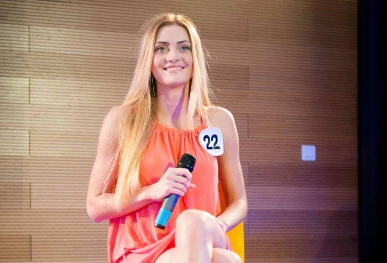Dominika Košťálová Česká Miss