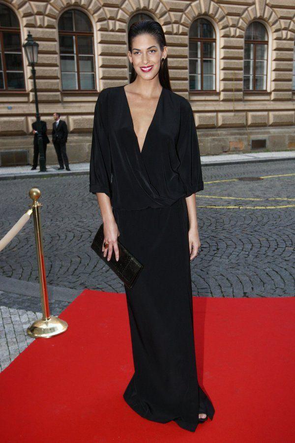 Aneta Vignerová Prague Fashion Weekend