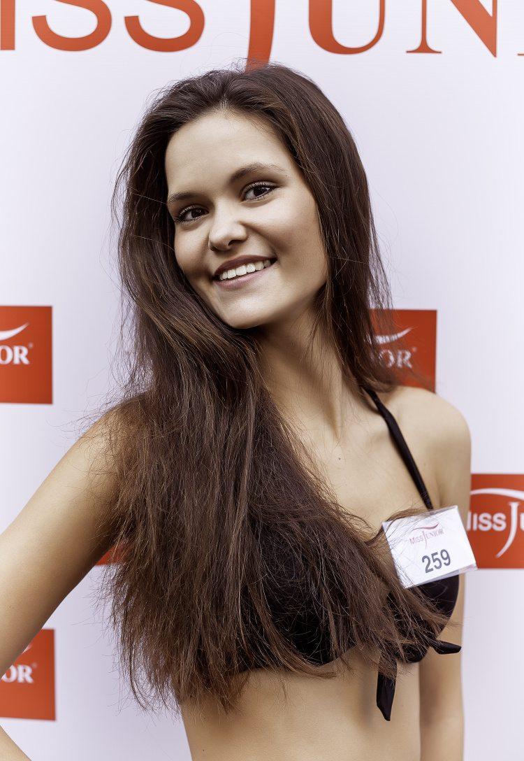 Barbora Kopecká Miss Junior