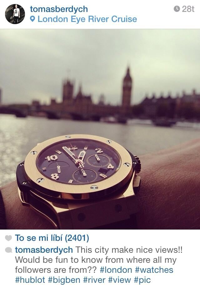 berdych instagram
