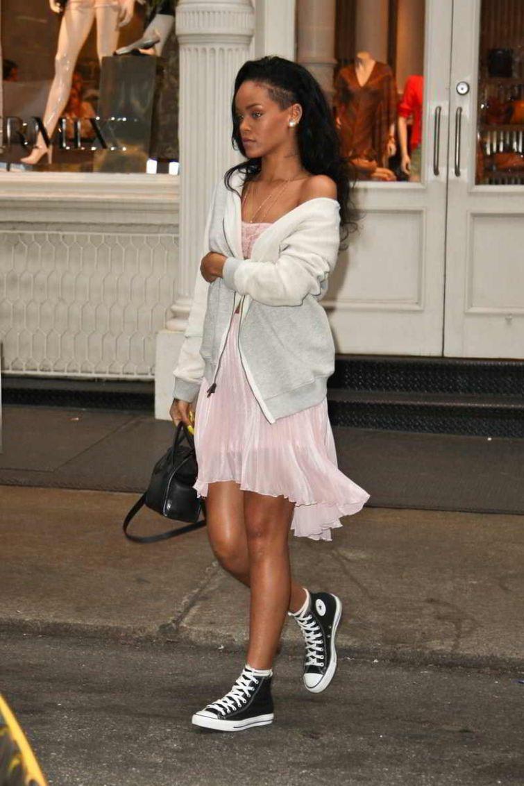 Rihanna Converse boty