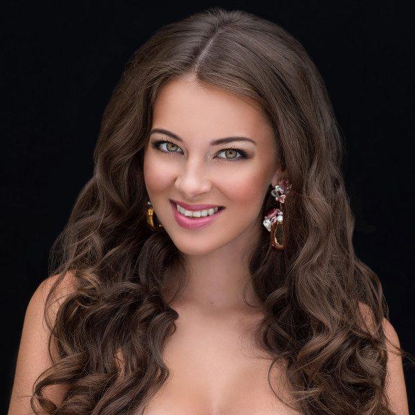 Andrea Žiačiková Miss Face