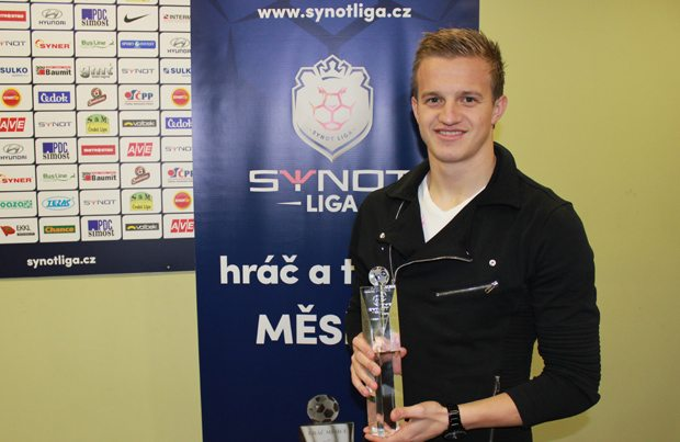 Jan Kopic hráč Synot ligy