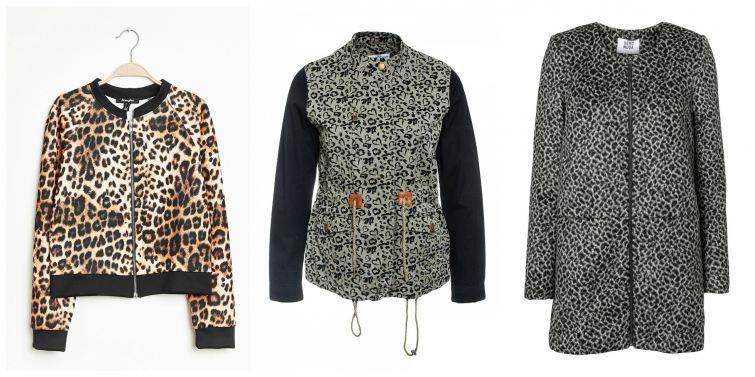 bundy leopardí vzor