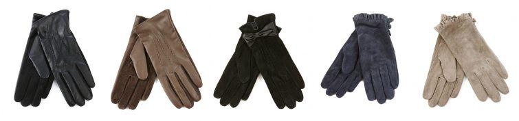 Camaieu kožené rukavice