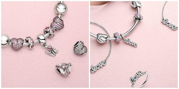 Pandora kolekce Valentýn